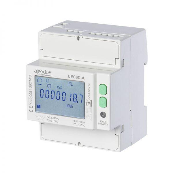 MID energy meter UEC6C-X